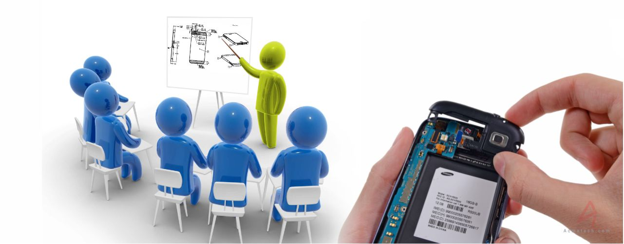 Bright Career in Mobile Repairing Courses  sc 1 st  ACMA Tech & Mobilephone chip level repair course | AcmaTech Official Blog